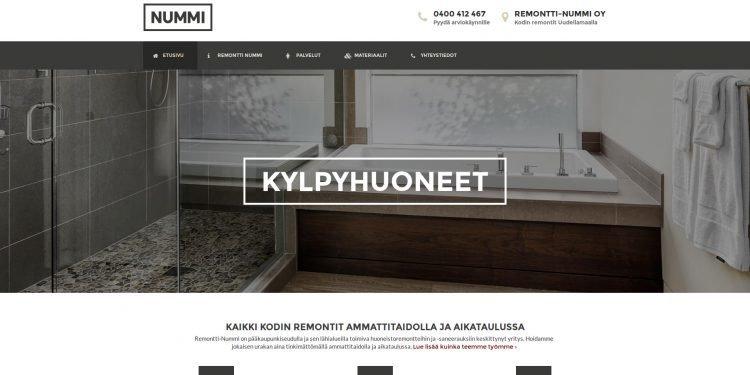 Remontti-Nummi Oy