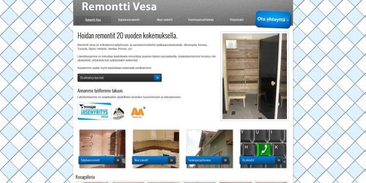 Remontti Vesa Oy